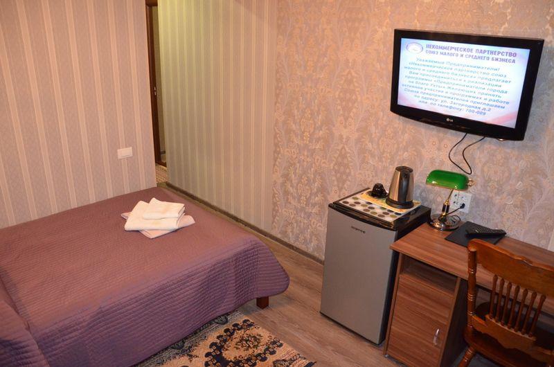 Отель Сердолик, категория стандарт улучшенный