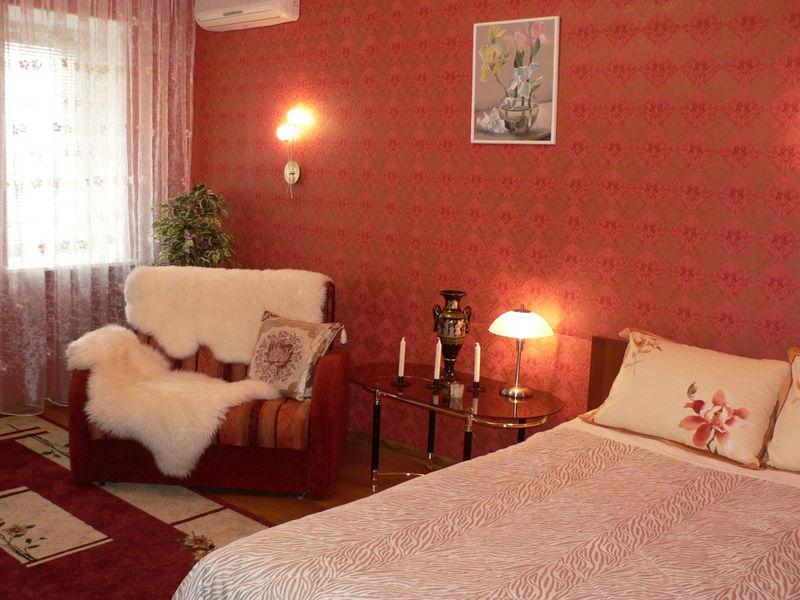 Отель Сердолик, категория полулюкс однокомнатный