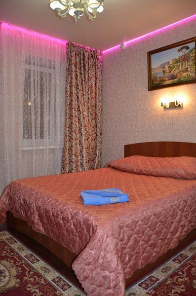 Отель Сердолик, категория люкс двухкомнатный