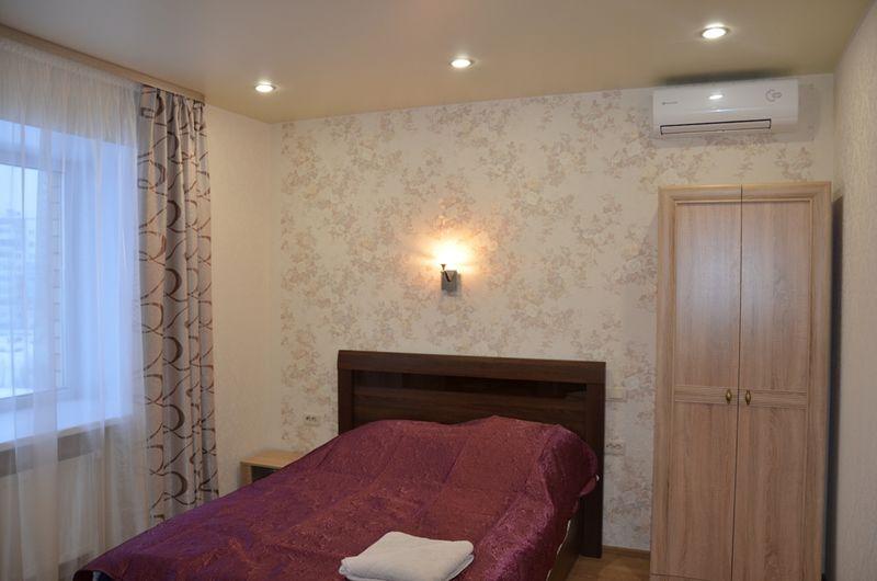 Отель Сердолик, категория 2-комнатный апартаменты