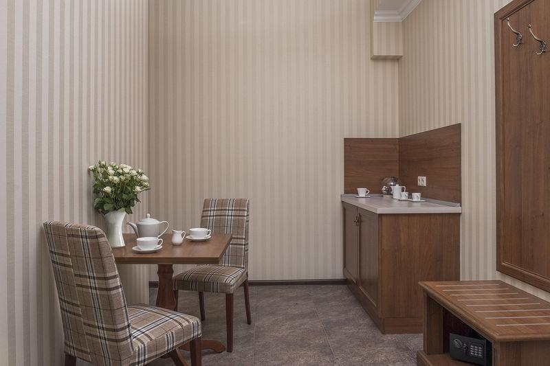 Отель ДЭтоль, категория апартаменты с 1 спальней