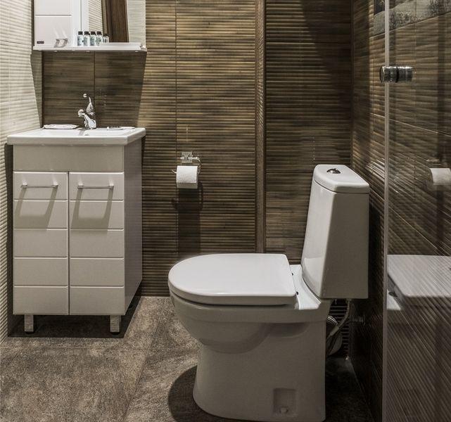 Отель ДЭтоль, категория 2-местный с двухъярусной кроватью