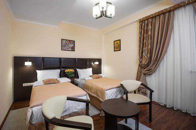 Отель Де Пари, категория стандарт twin