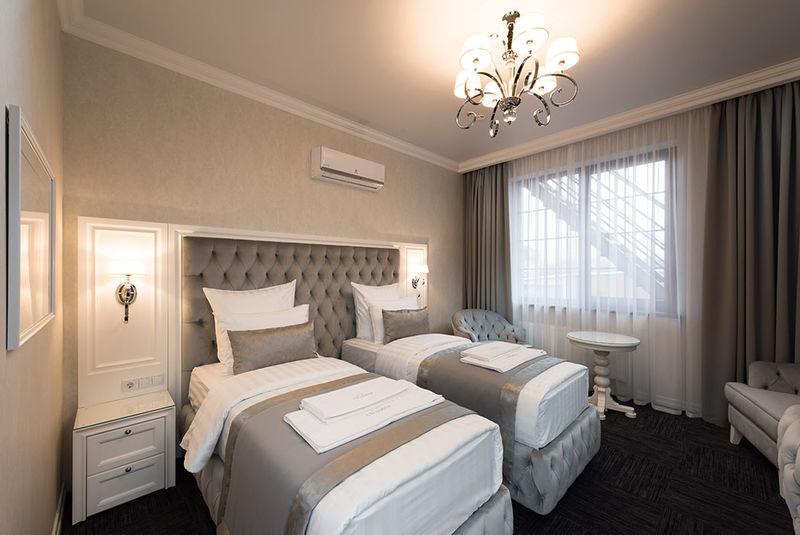 Отель Бутик-отель Столица, категория стандарт + twin