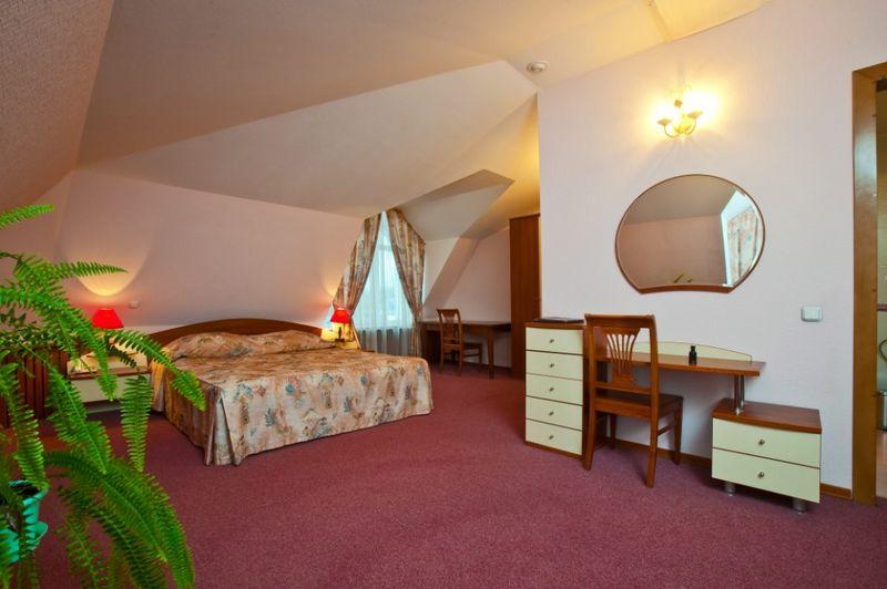 Отель Сударушка, категория люкс № 204