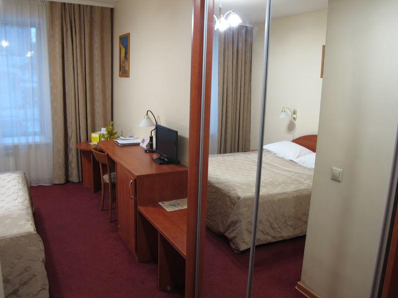Отель Евротель Центральный, категория 2-местный 1 категории