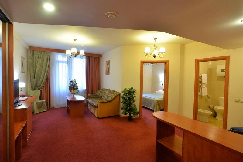 Отель Евротель Центральный, категория люкс +