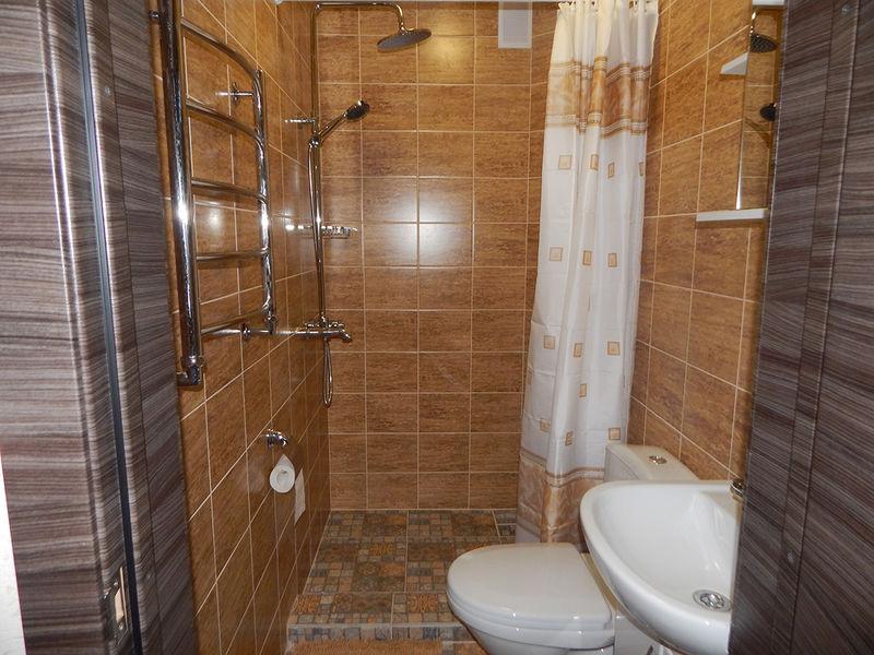 Отель Аква лайф, категория номер 2-хкомнатный c общей кроватью и 2-мя раздельными кроватями