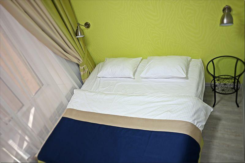Отель Велитель, категория стандарт двухместный