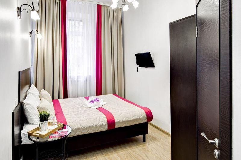 Отель Минима Динамо, фото 1