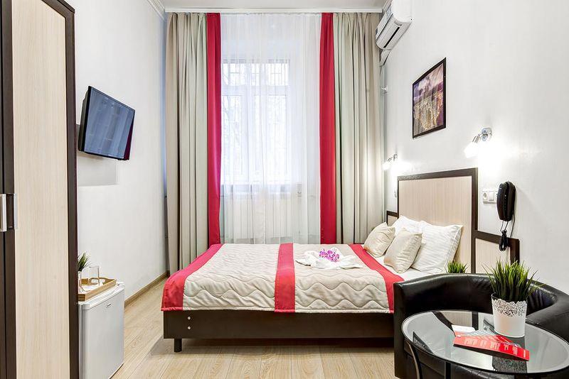 Отель Минима Динамо, категория полулюкс