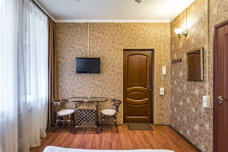 Отель Савеловский дворик, категория бюджетный