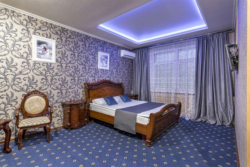 Отель Савеловский дворик, категория люкс
