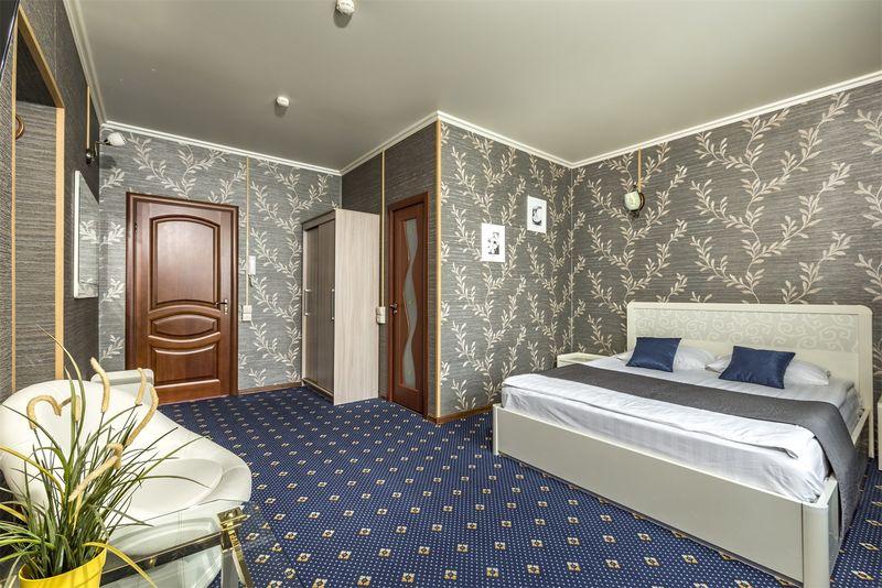 Отель Савеловский дворик, категория полулюкс