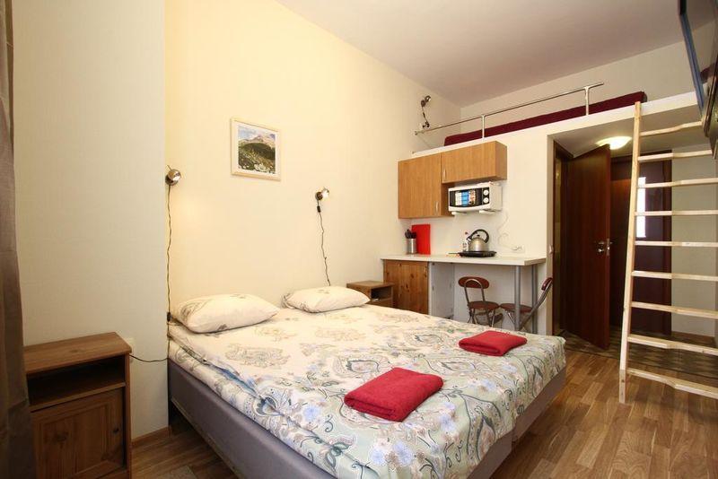 Отель Апарт-отель на Коломенской, 20, фото 1