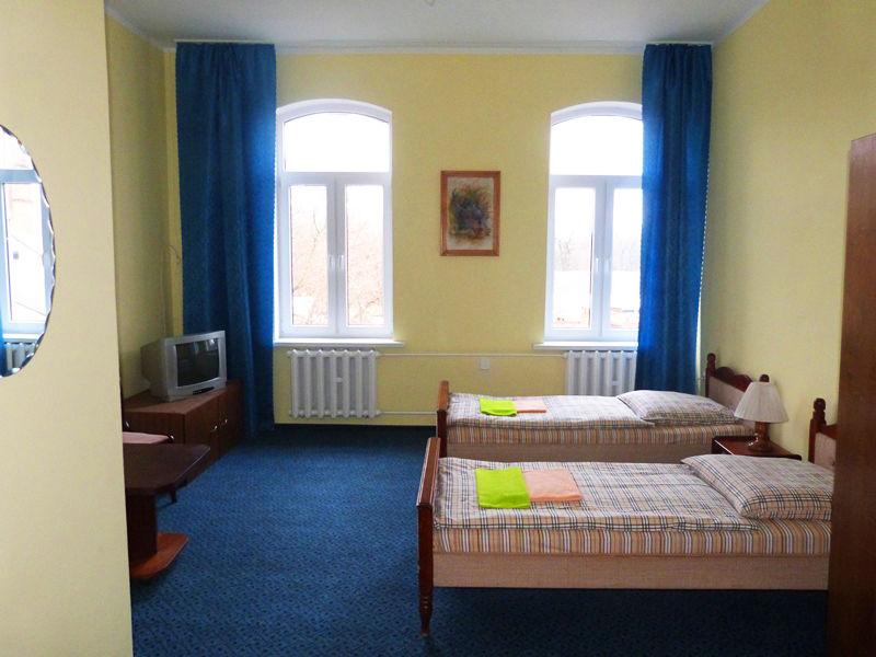 Отель У Медведя, категория 2-местный одна кровать