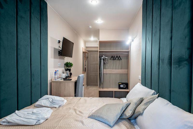 Отель Амиго, категория стандарт (double)