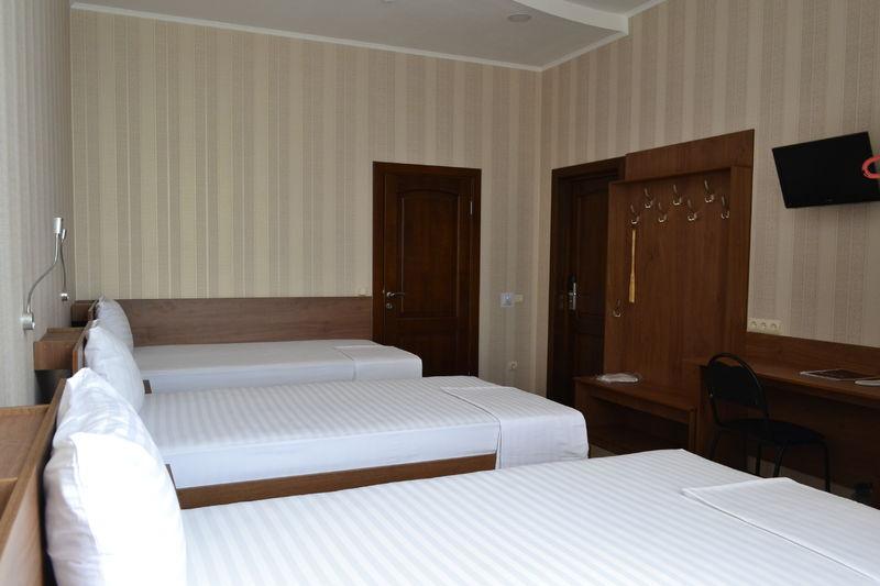 Отель Сотканный ветром, фото 1