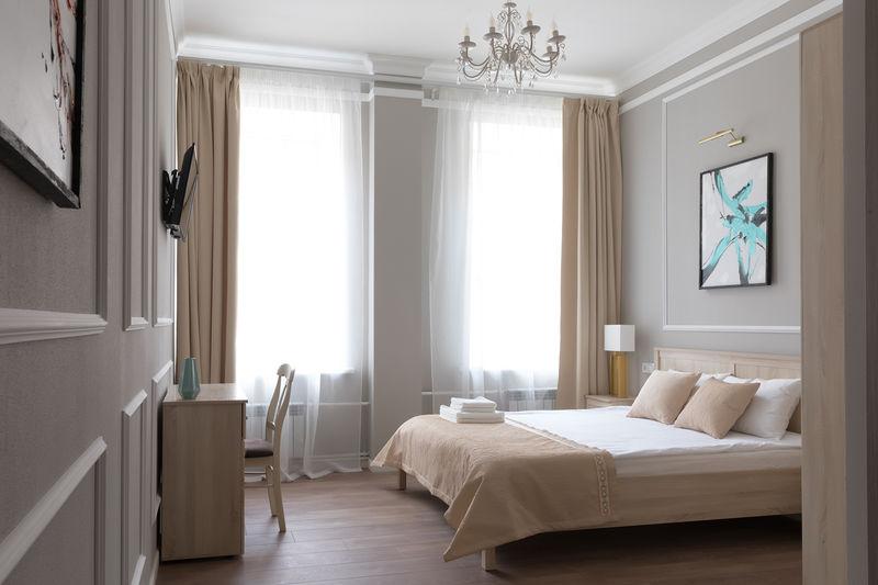 Отель Палитра, категория комната Полулюкс
