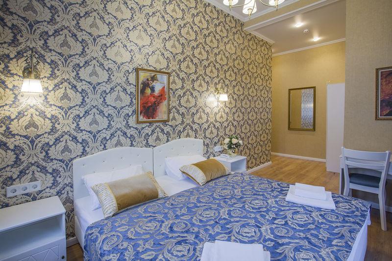 Отель Катарина Арт отель, категория комфорт двухместный