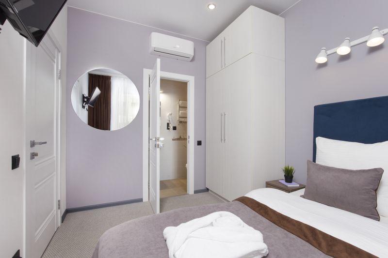 Отель ВАУ Эрмитаж, категория стандарт (double)