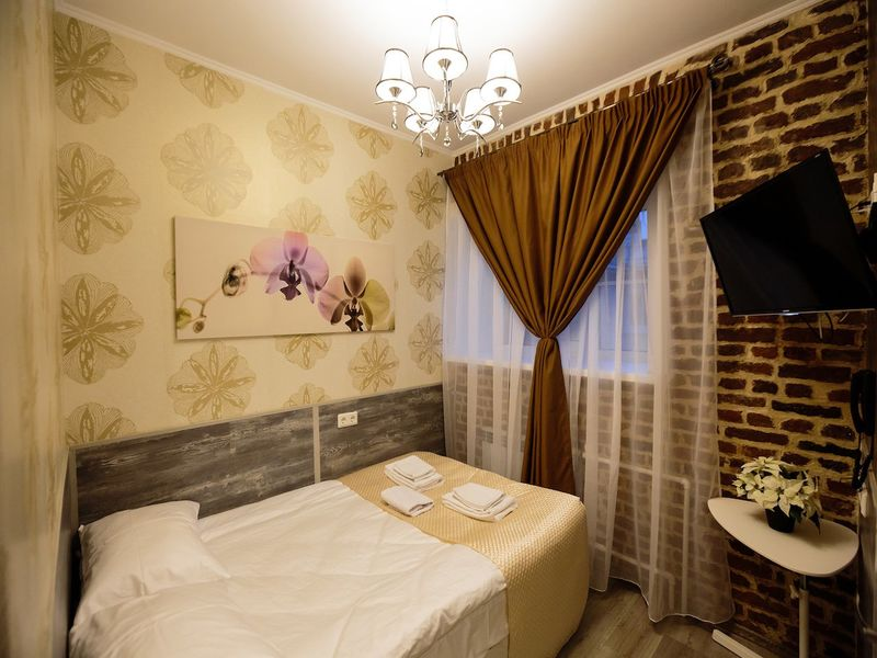 Отель Усадьба на Елизарова, категория стандарт с одной кроватью