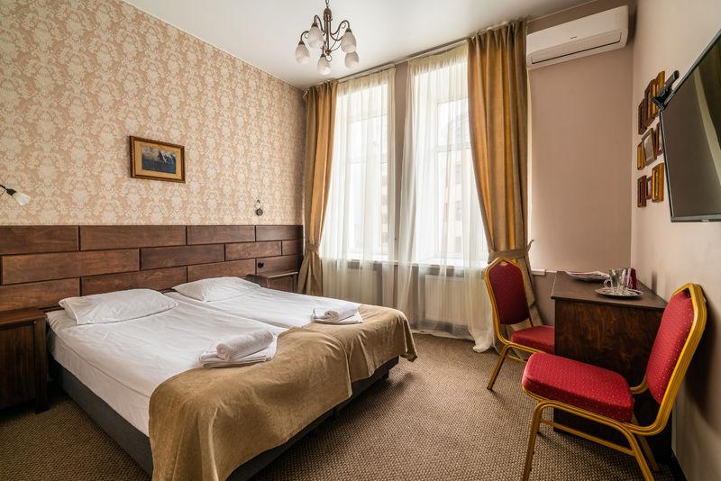 Отель Рубинштейна 30, категория комфорт