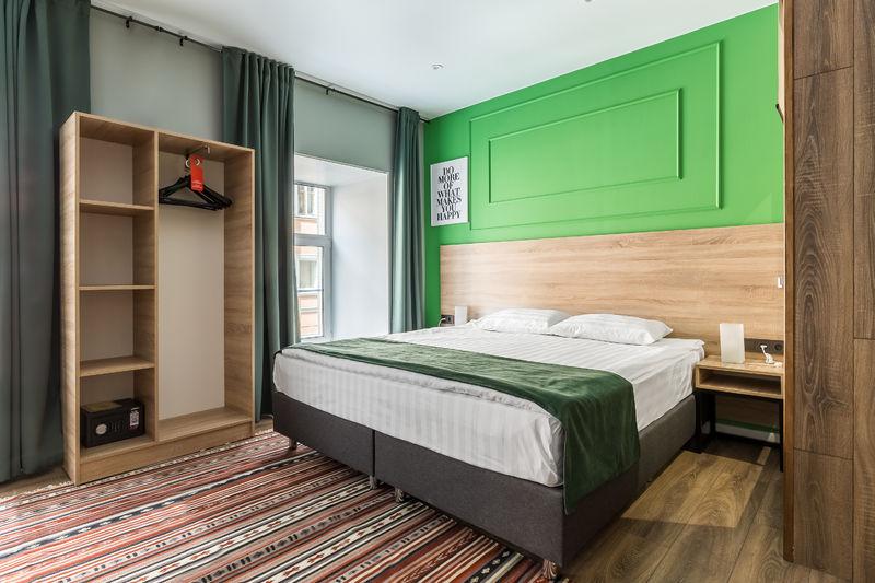 Отель Демут отель, категория студио с кроватью размера king-size