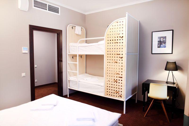 Отель Нетизен, фото 1