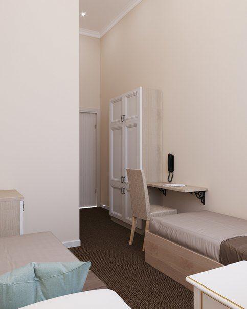 Отель Эпиграф, категория стандарт dbl/twin