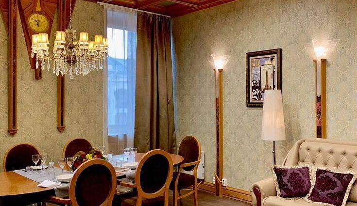Отель Маджестик на Невском, 44, категория апартаменты