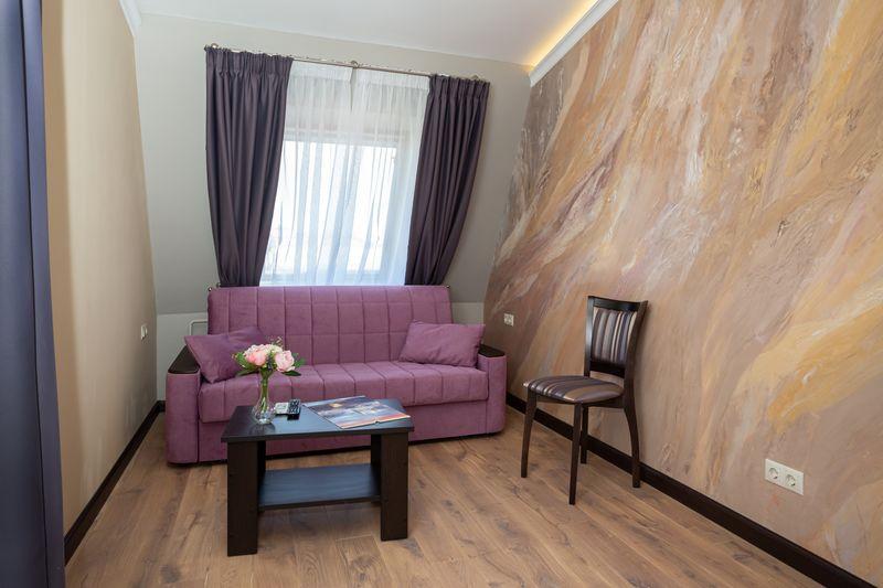Small hotel photo