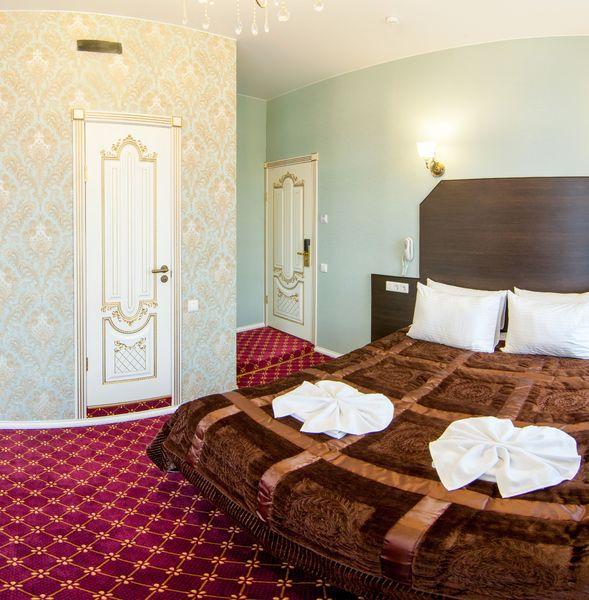 Отель Апартаменты ГРАНД на Большом, категория полулюкс