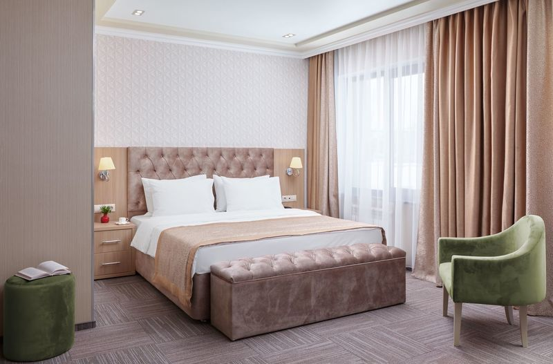 Отель Гранат, категория люкс