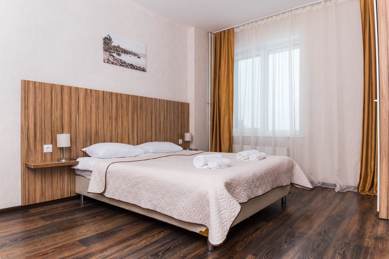 Отель Космос апарт-отель, категория апартаменты однокомнатные