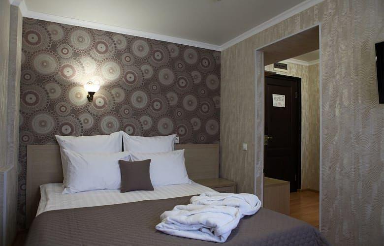 Отель СеверСити, категория делюкс