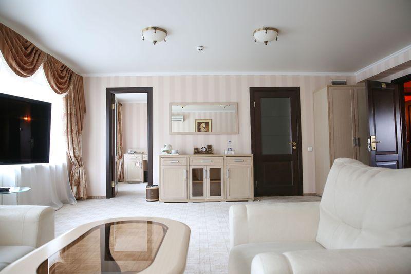 Отель СеверСити, категория 2-комнатный