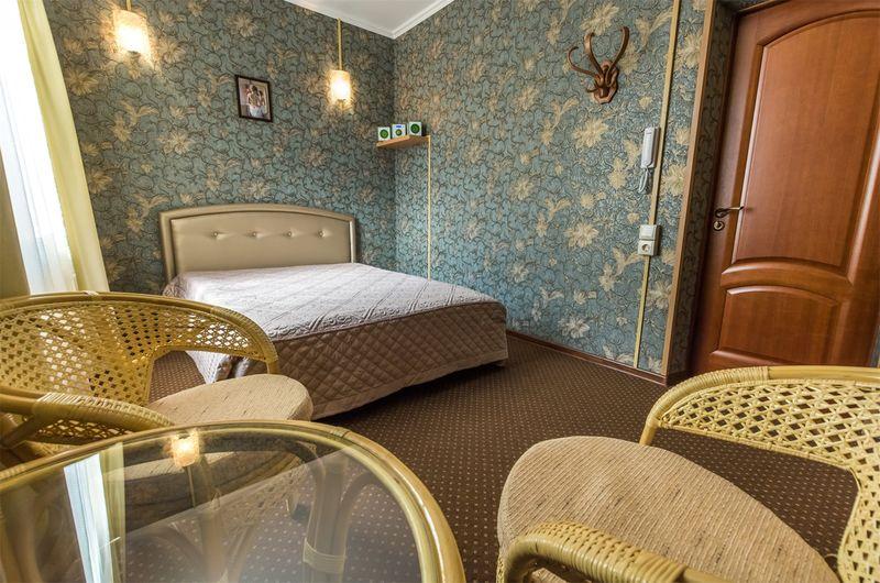 Отель Лефортовский дворик, категория бюджетный