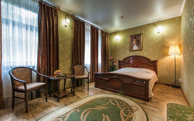 Отель Лефортовский дворик, категория полулюкс
