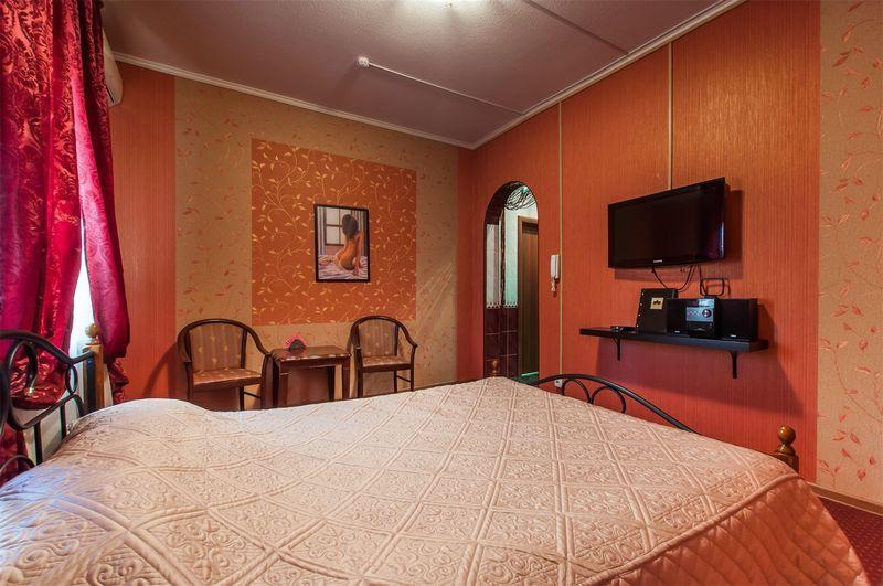 Отель Лефортовский дворик, категория стандартный