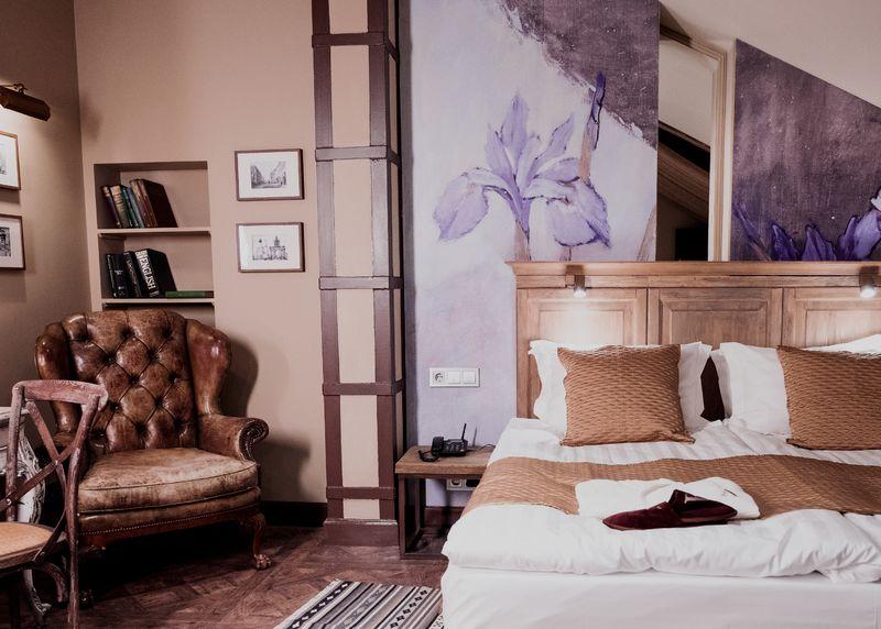 Отель Бутик Отель Арбат 6, категория стандарт