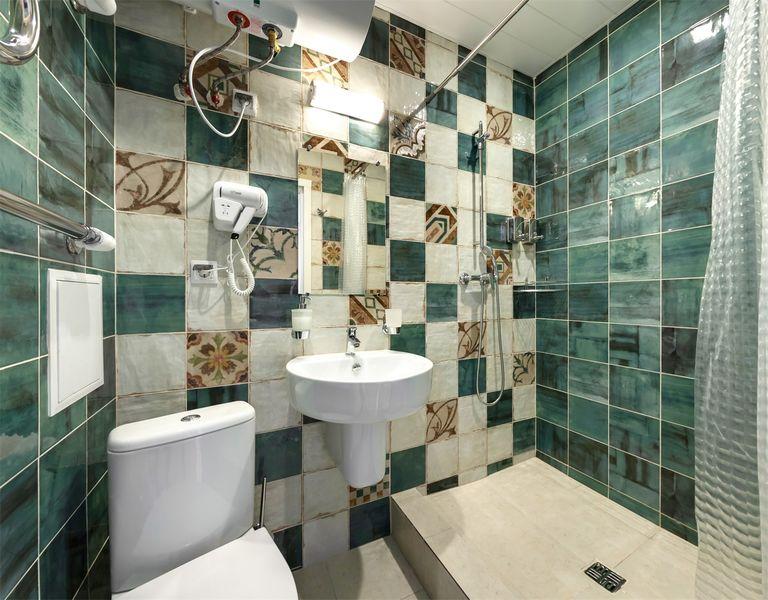 Отель Арт Деко Невский, категория улучшенный двухместный с 1 большой кроватью или 2 раздельными кроватями