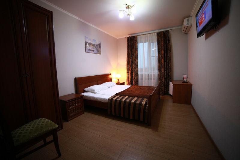Отель Круиз, категория полулюкс улучшенный