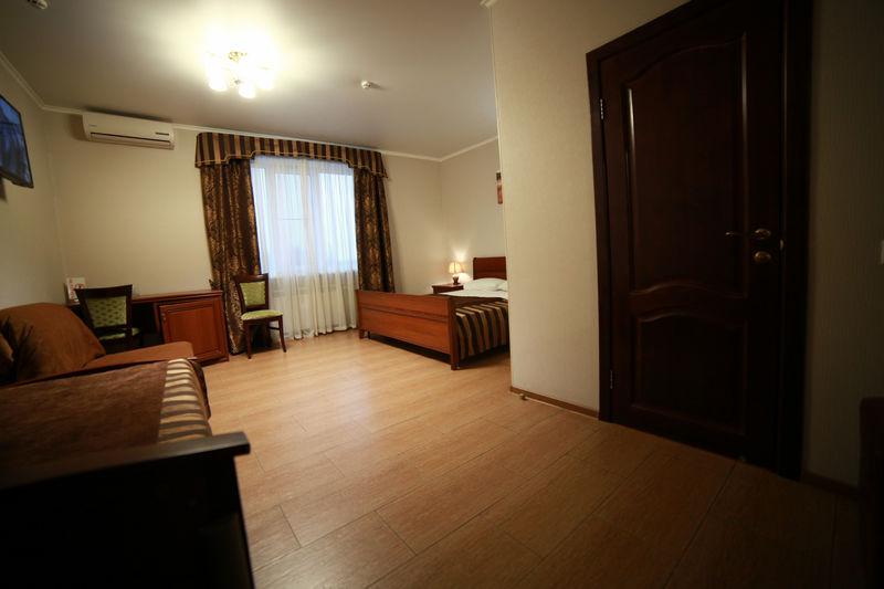 Отель Круиз, категория 4-местный комфорт