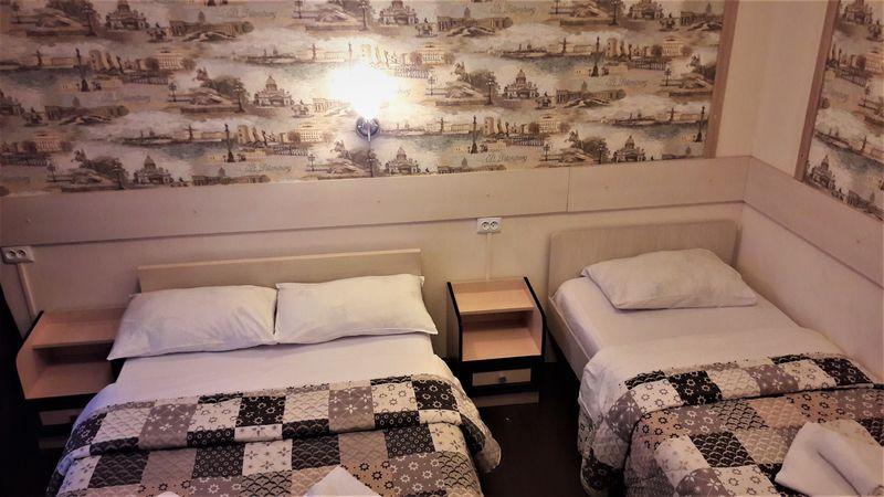 Отель Голландия, категория семейный