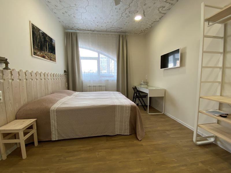 Отель Сибирский Турист, категория стандарт