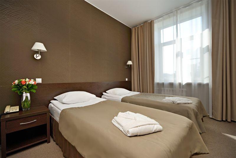 Отель Ярославская, категория 2-местный комфорт