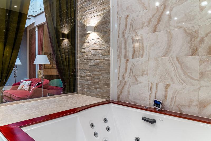 Отель Альбора бутик-отель, категория люкс двухуровневый