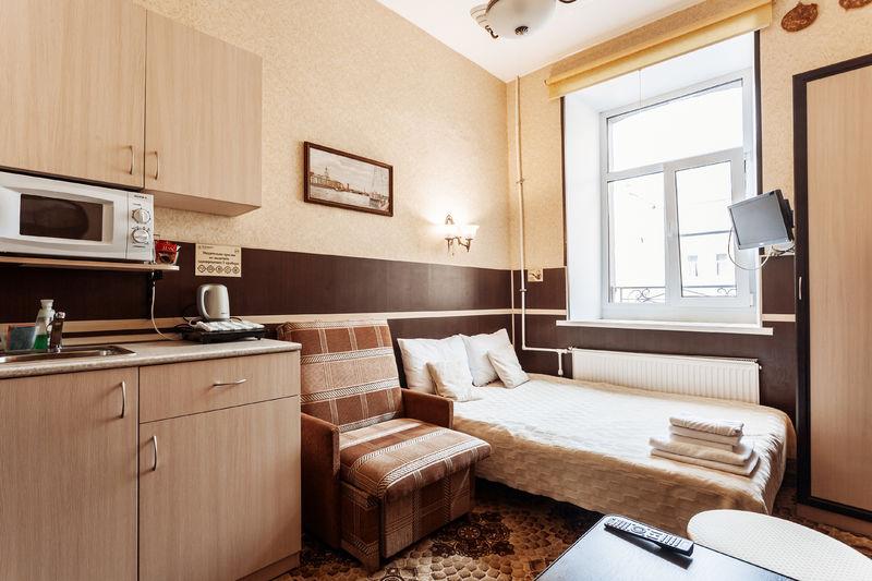 Отель Гостевой Дом Романовых, категория стандарт dbl