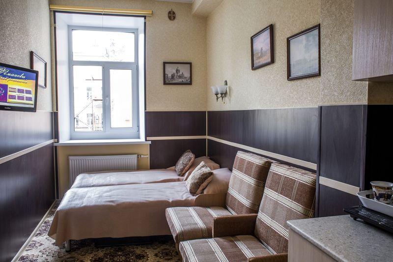 Отель Гостевой Дом Романовых, фото 1